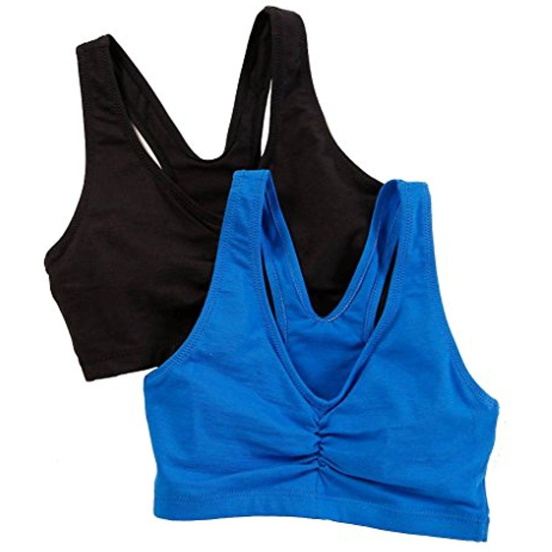 Hanes H570 ComfortFlex Fit Cotton Pullover Bra