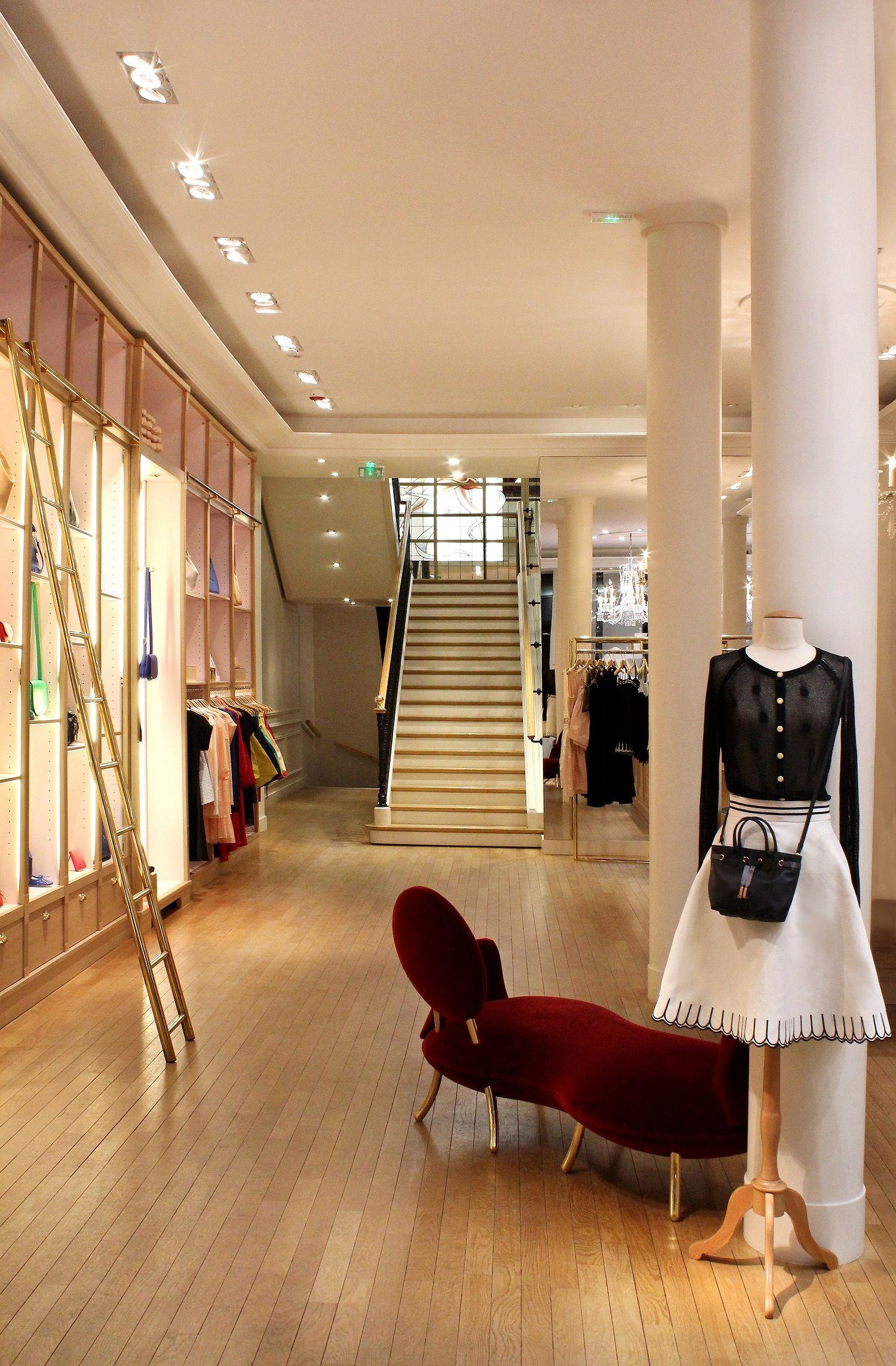 Inside Repetto S Boutique 22 Rue De La Paix In Paris Repetto Repettostores Flagshipstore Repetto Dancers Outfit Inspiration