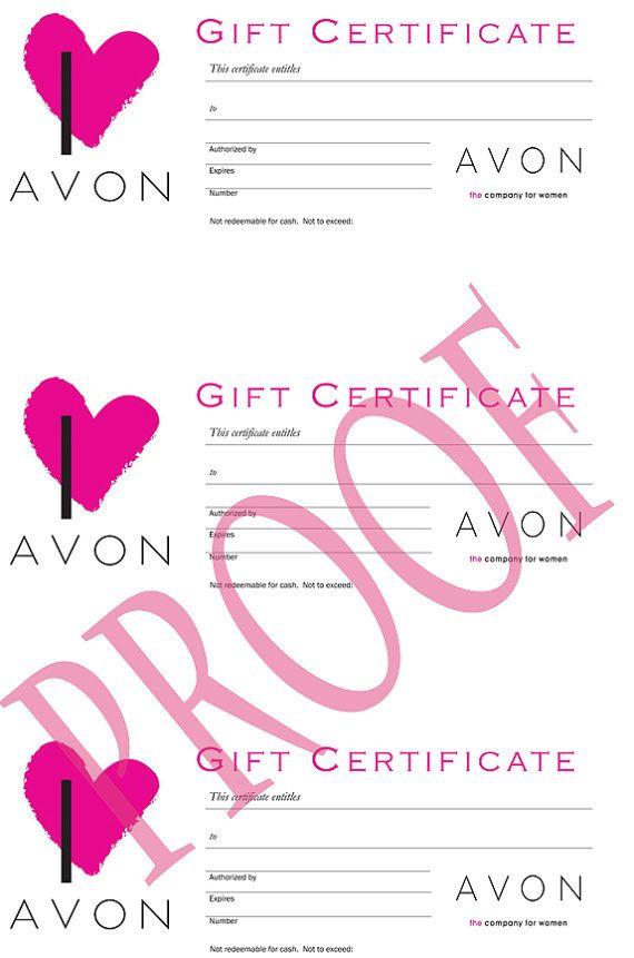 Free Avon Gift Certificate Template Best Of 30 Best Images About Gift Certif Massage Gift Certificate Free Gift Certificate Template Printable Gift Certificate