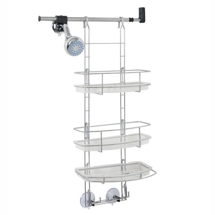 US $57.00 #bathcaddy Best Selling Chrome Shower Caddy Hanging ...