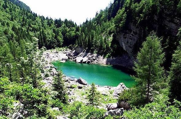Triglav national park  http://travel.sloveniaholidays.com/tags/tourist_attractions_slovenia/