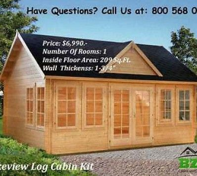 Log Cabin Kits | Compare Prices on dealsan com in 2019 | Log Cabin