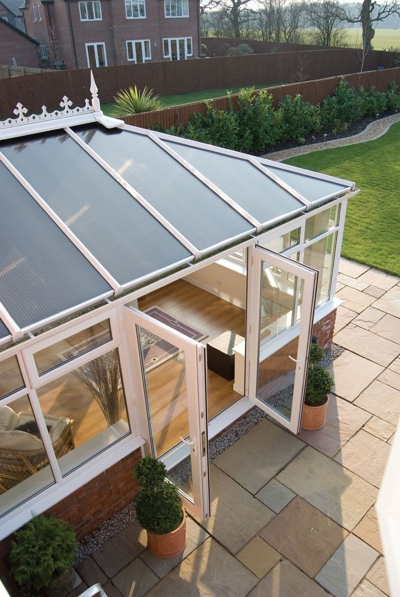 Standard 35mm Polycarbonate Roof Possibilities For The