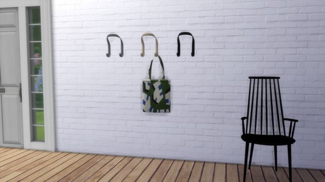 Hook and Totebag at Meinkatz Creations • Sims 4 Updates