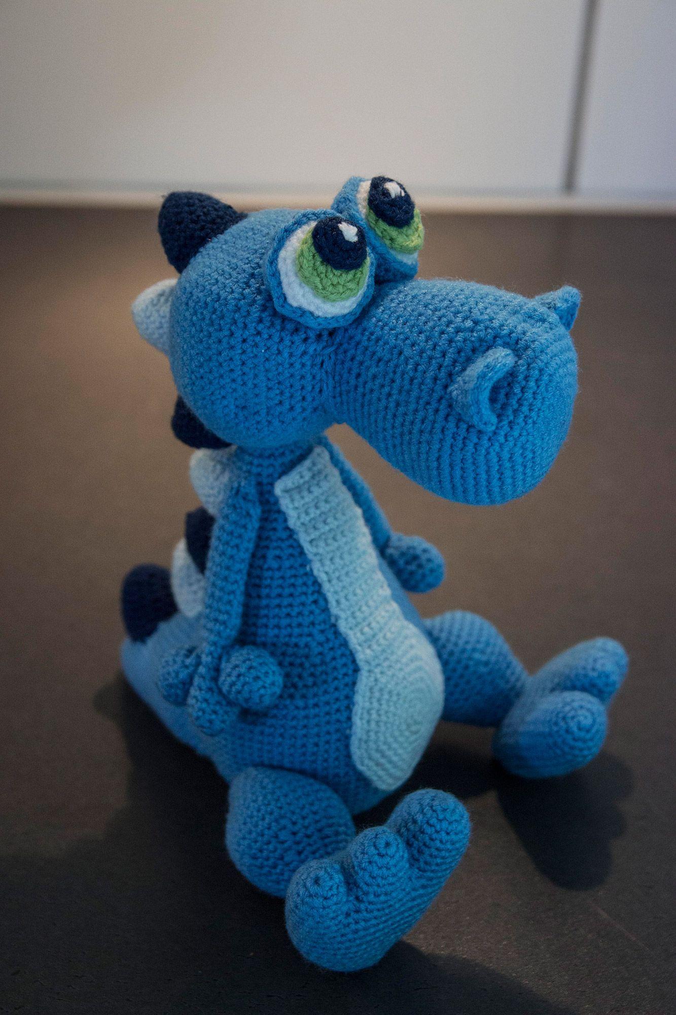 Kreativius H 230 Klet Dino Crochet H 230 Kle H 230 Kling Dyr