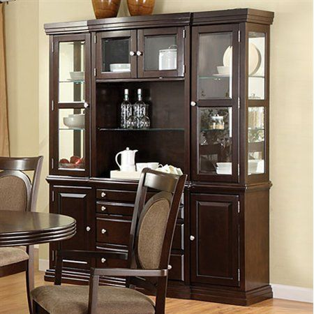 Prime Evelyn Buffet And Hutch Open Shelving For Display Genero Download Free Architecture Designs Scobabritishbridgeorg