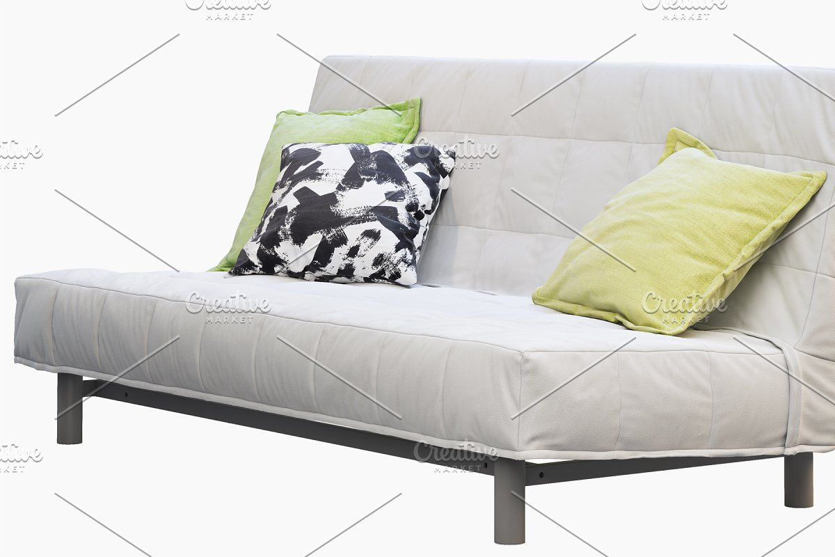 Ikea Beddinge Sofa Bed 3d Model In 2020 Sofa Bed Sofa Bed Dimensions 3 Seat Sofa Bed