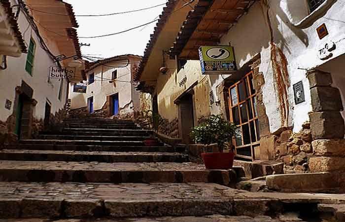 San Blas - Cusco   Noticias del Cusco, Noticias de la Región Cusco, Turismo en Cusco