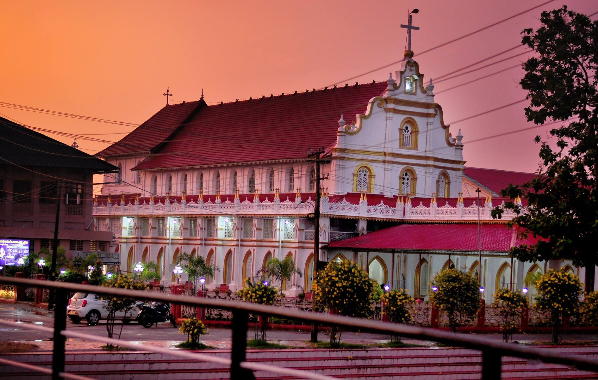 St. George Church, Edathua, Kerala