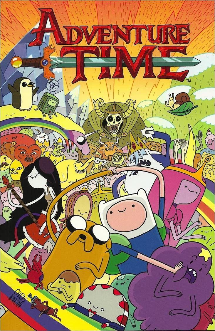 Adventure Time 1 Ryan North, Shelli Paroline, Braden