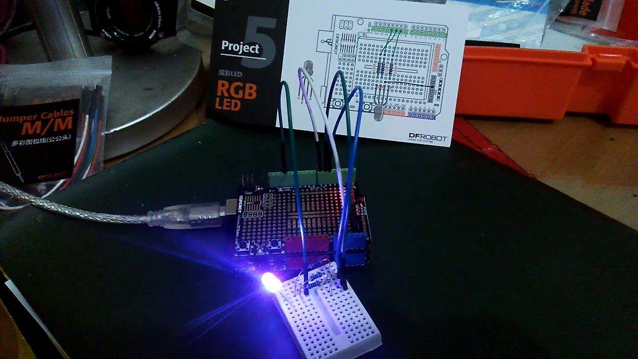 Beginner Kit For Arduino Project 5 Stem Education Coding Bootcamp Beginner Kit