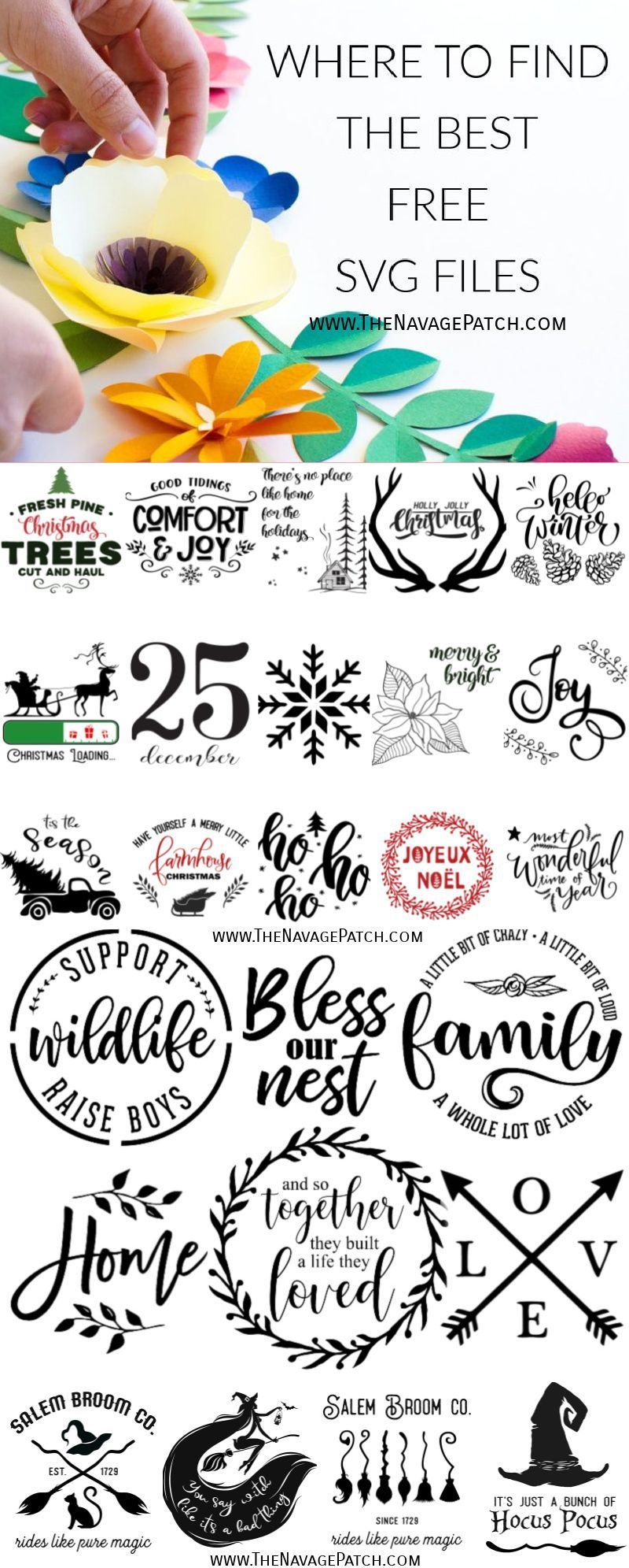 Where to Find the Best Free SVG Files in 2020 Svg free