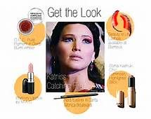jennifer lawrence hunger games makeup - Yahoo Image Search Results