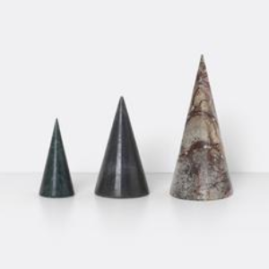 Ferm Living Marble Trees Set  - Trouva
