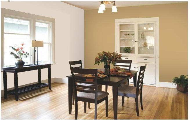 Resultado de imagen de pintura pared comedor  mi hogar de matrimonio  Flooring Chandelier Shades y Furniture