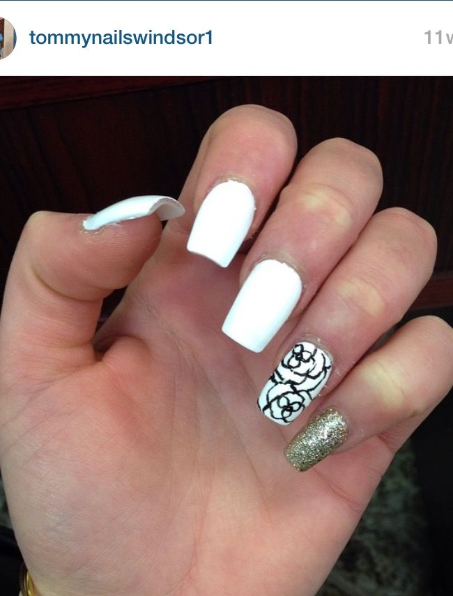 Pin by fern mesmain on Nail design styles | Pinterest