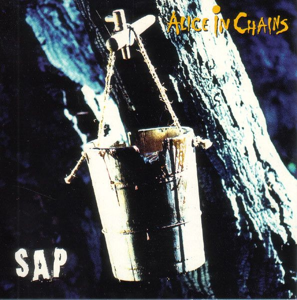 Alice In Chains Sap At Discogs Alice In Chains Alice In