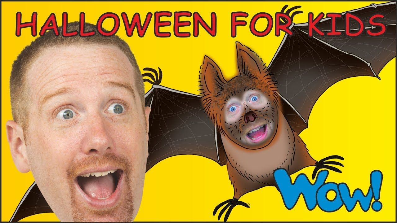 Halloween for Kids Steve and Maggie Songs and Rhymes for