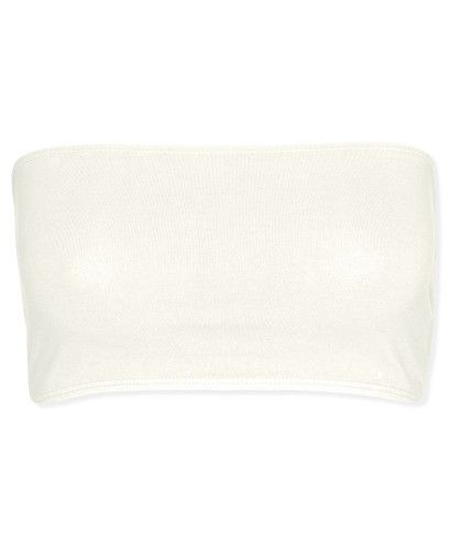 3 Strap Organic Cotton Bandeau