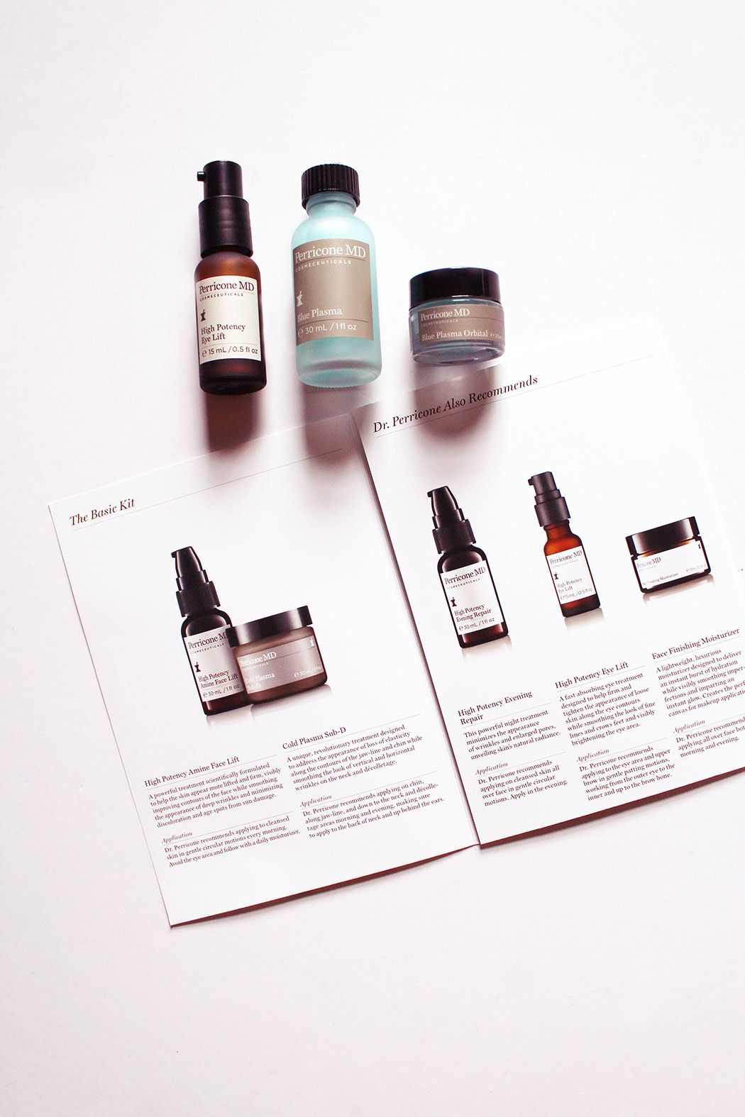 Pin de LíMor Cosmetics en Perricone MD