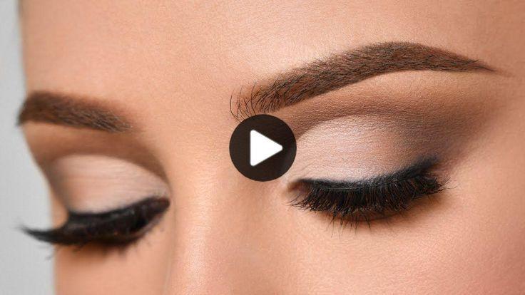 EASY Matte Cut Crease Makeup Tutorial   SOFT GLAM