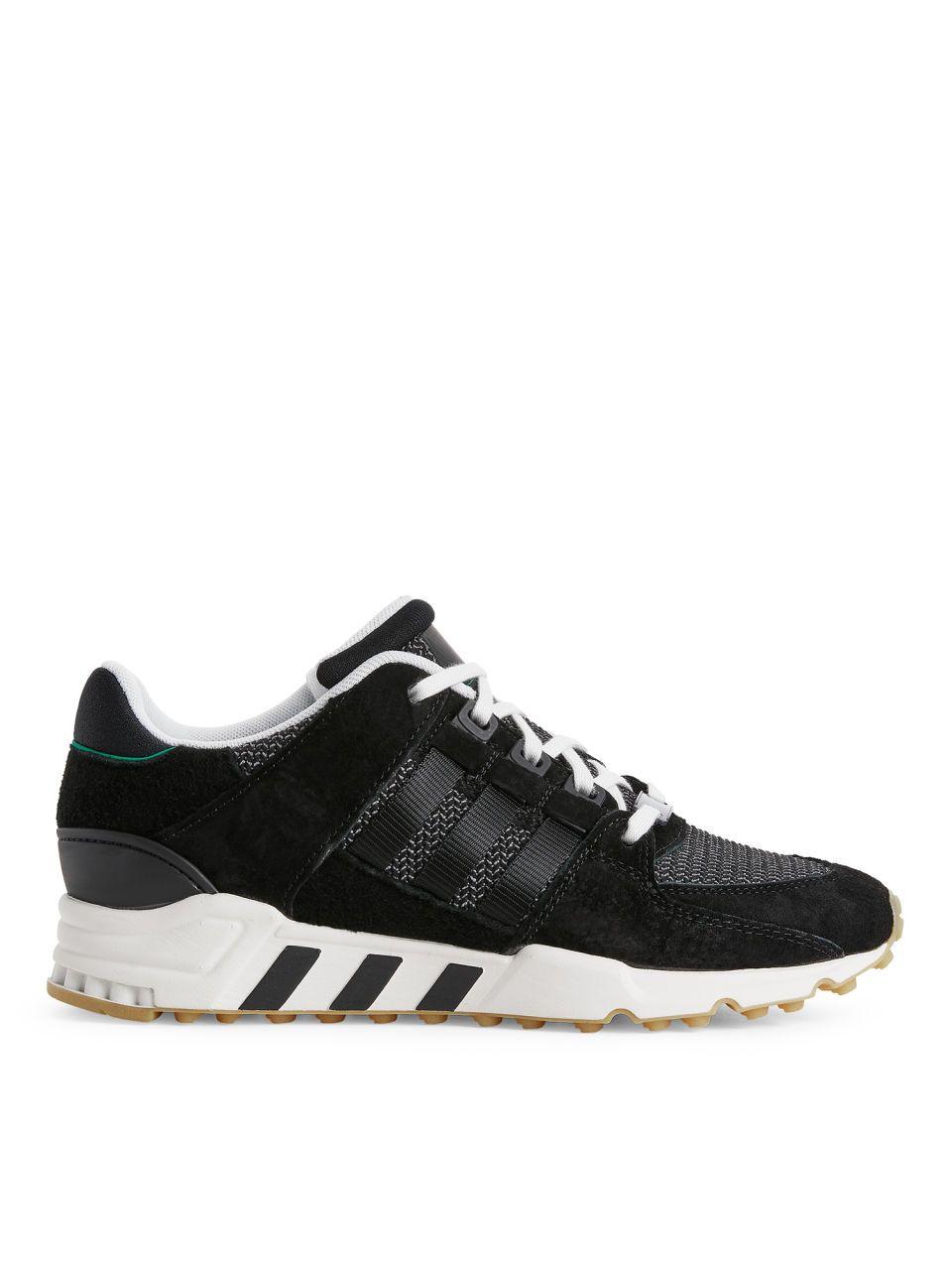 adidas EQT Support RF   Shoes, Black shoes, Adidas