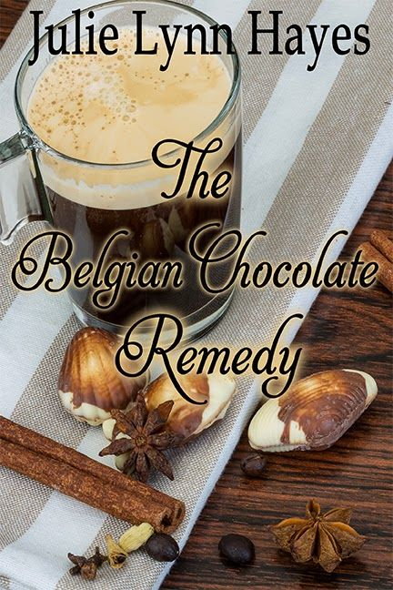NEPHY'S WORLD: The Belgian Chocolate Remedy by Julie Lynn Hayes