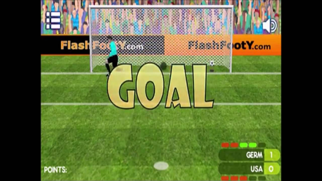 Penalty Shooters 2 Sport games Football Online games for
