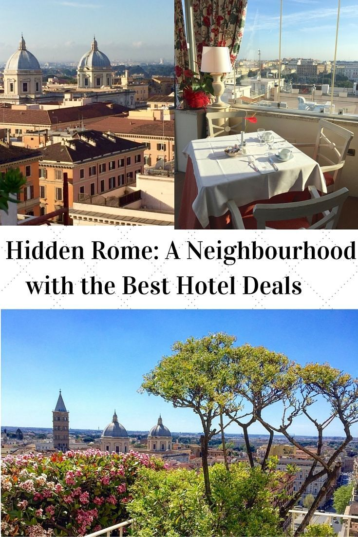 Rome S Termini Neighbourhood Is Not Only A Terrific Base For A Vacation In Rome It S Also An Emerging Food De Best Hotel Deals The Neighbourhood Europe Travel