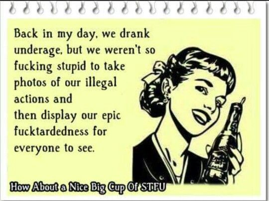 But We Probably Would Ve If We D Had Cell Phones Back Then Thank God For That Bad Day Humor Ecards Funny Funny Quotes