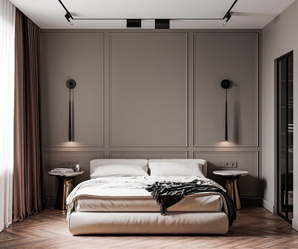 MODERN CLASSIC. BEDROOM