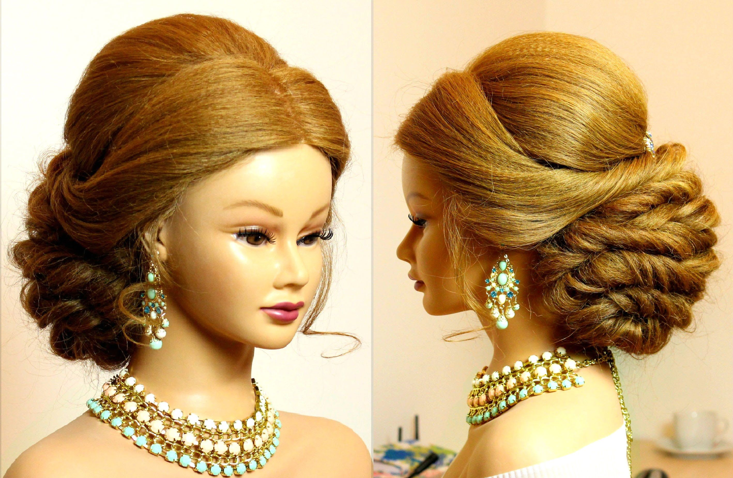 Wondrous Prom Hairstyles Hairstyle For Long Hair And Long Hair On Pinterest Hairstyles For Women Draintrainus