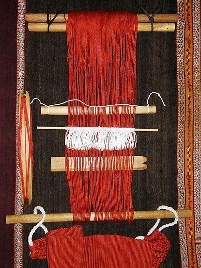 Backstrap Basics Weavezine Article   Other Crafts   Inkle weaving