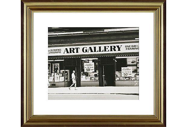 Warhol, Store Front Art Gallery 1986 on OneKingsLane.com, $129