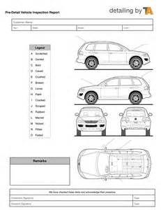 Car Detail Checklist Bing Images