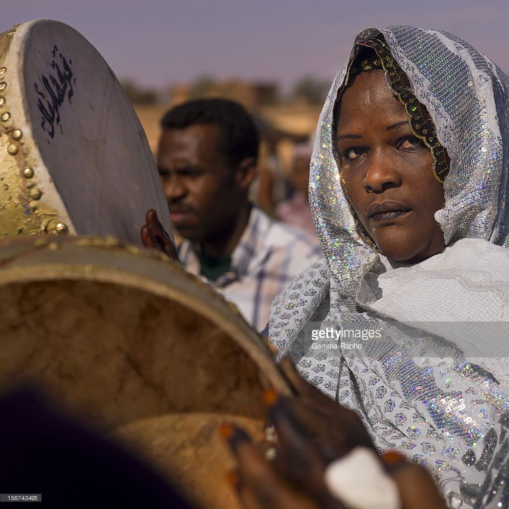 The Ghadames Festival Is Held Each Year The Local Townsfolk Meet