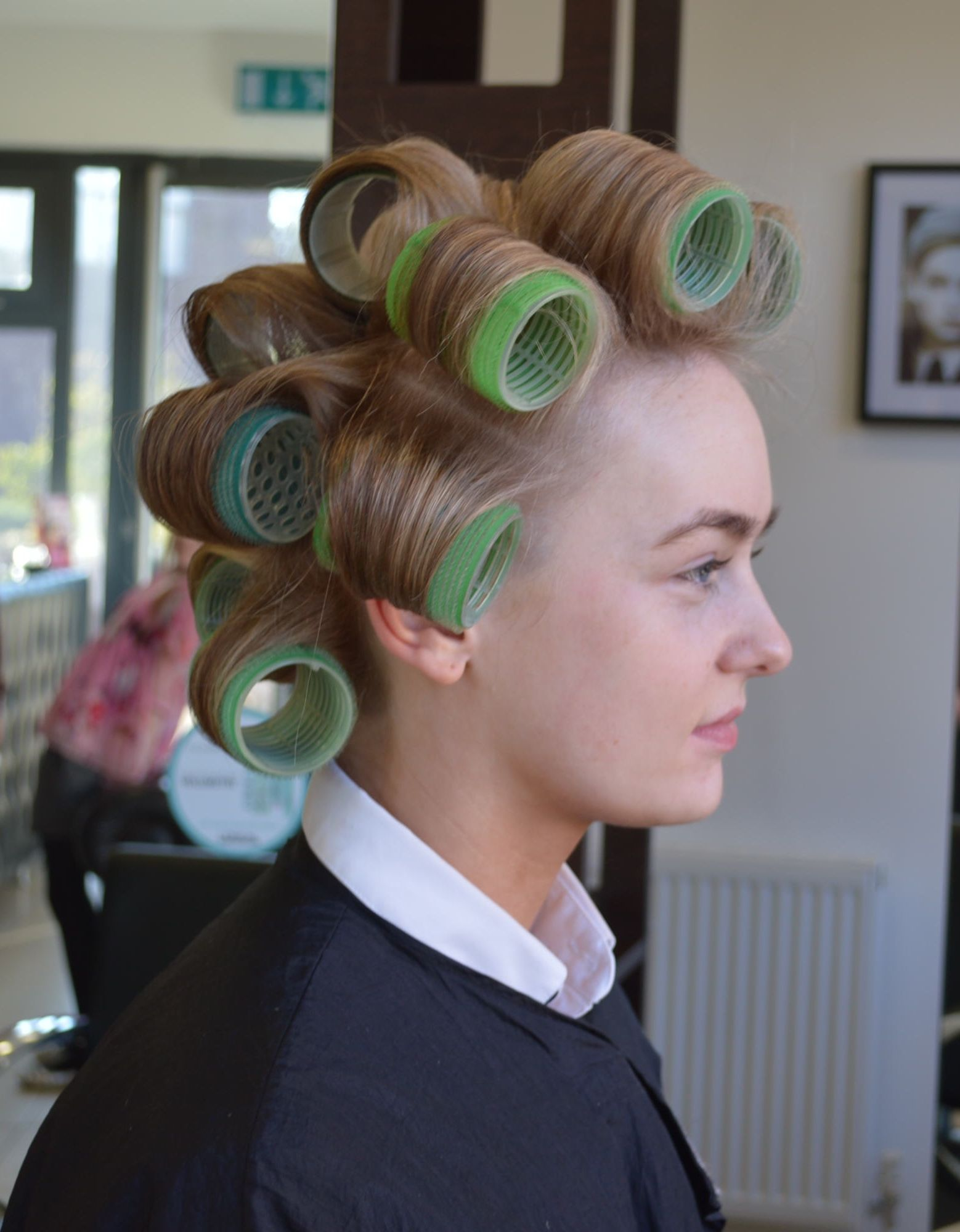 Getting set beautiful hairdressing pinterest perm and hair style