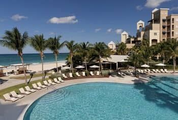The Ritz Carlton Grand Cayman Seven Mile Beach Outdoor Pool