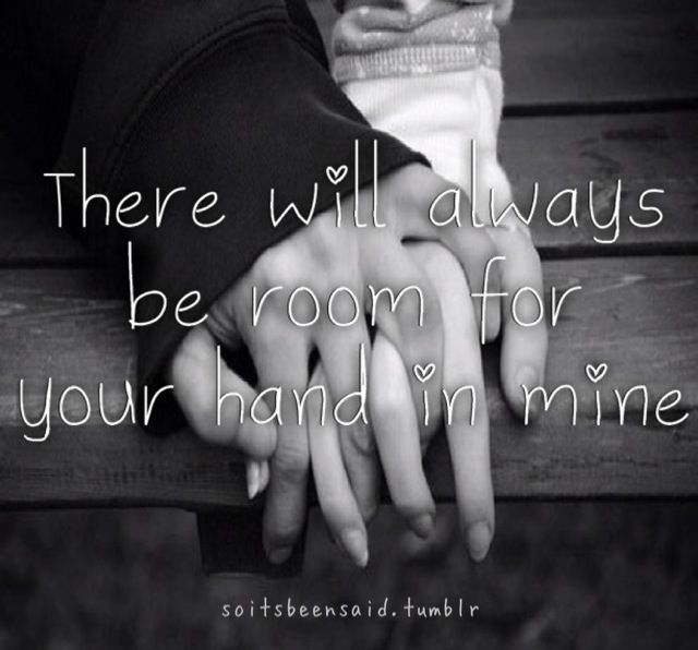 Quote Quotes Quoted Quotation Quotations Love Hold Hands Couple