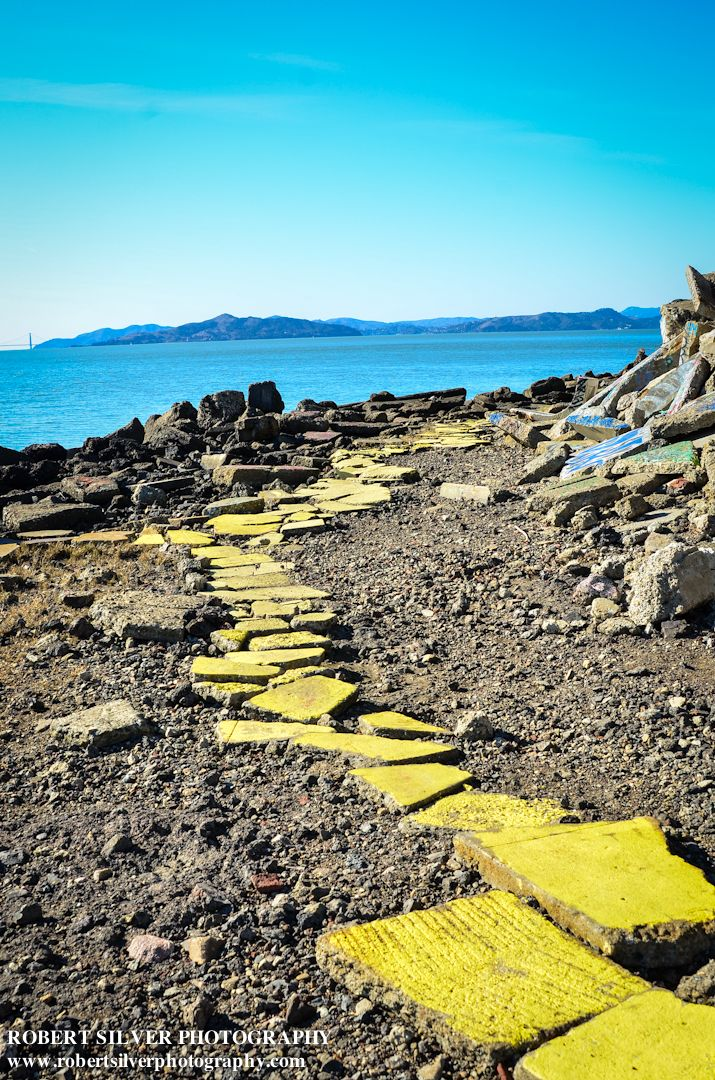 Follow the yellow brick road.. Image by Robert Silver Photography | info@robertsilverphotography.com