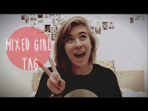 MIXED girl tag