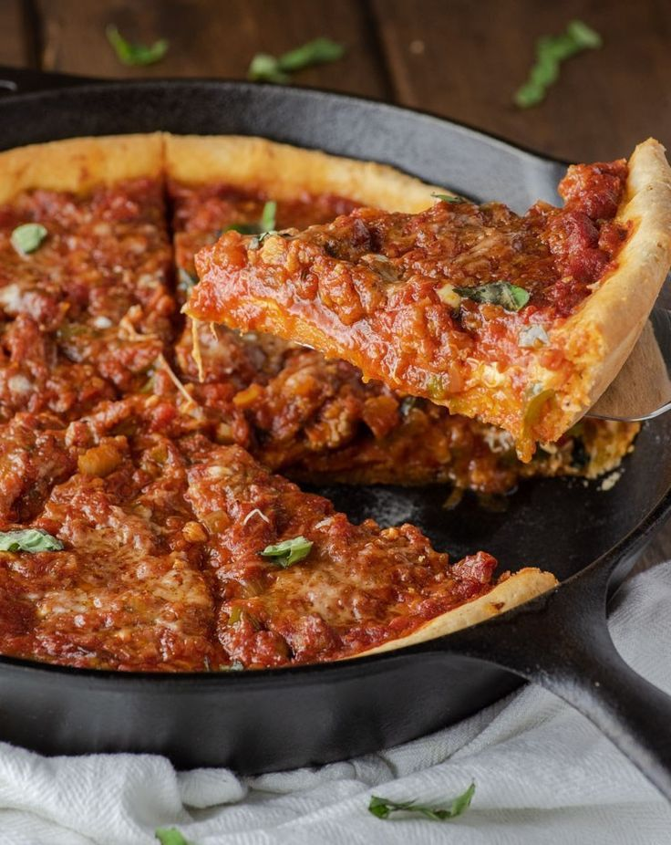 Loaded with pepperoni, sausage, peppers, cheese and then topped with a homemade ... -  Nice Blog -