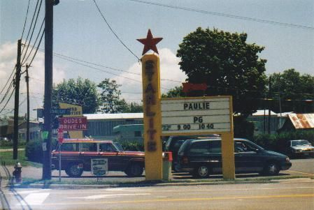 Starlite Drive In Christiansburg Va Oh The Places I D