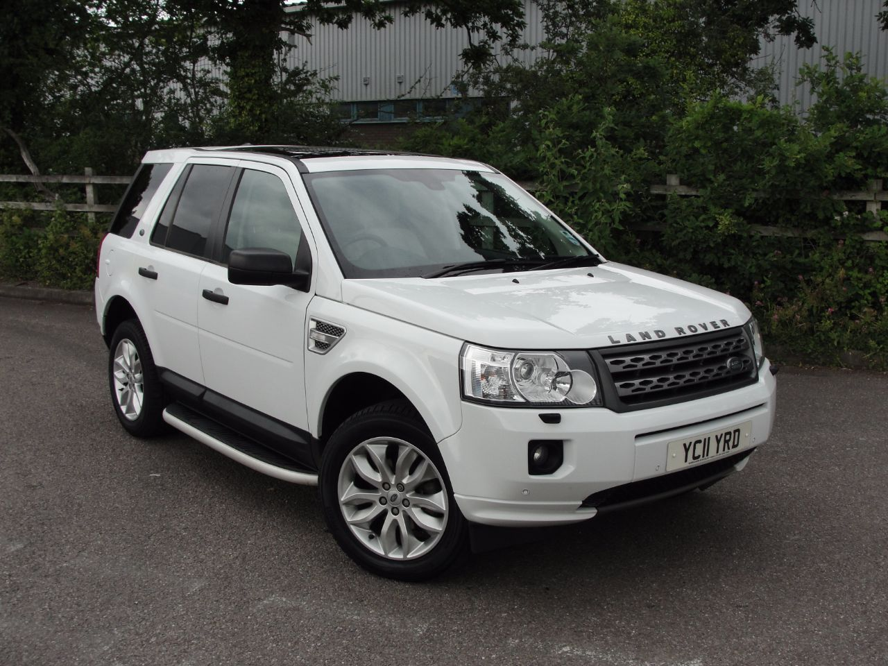 land rover freelander 2 2 td4 hse 5dr auto estate diesel. Black Bedroom Furniture Sets. Home Design Ideas