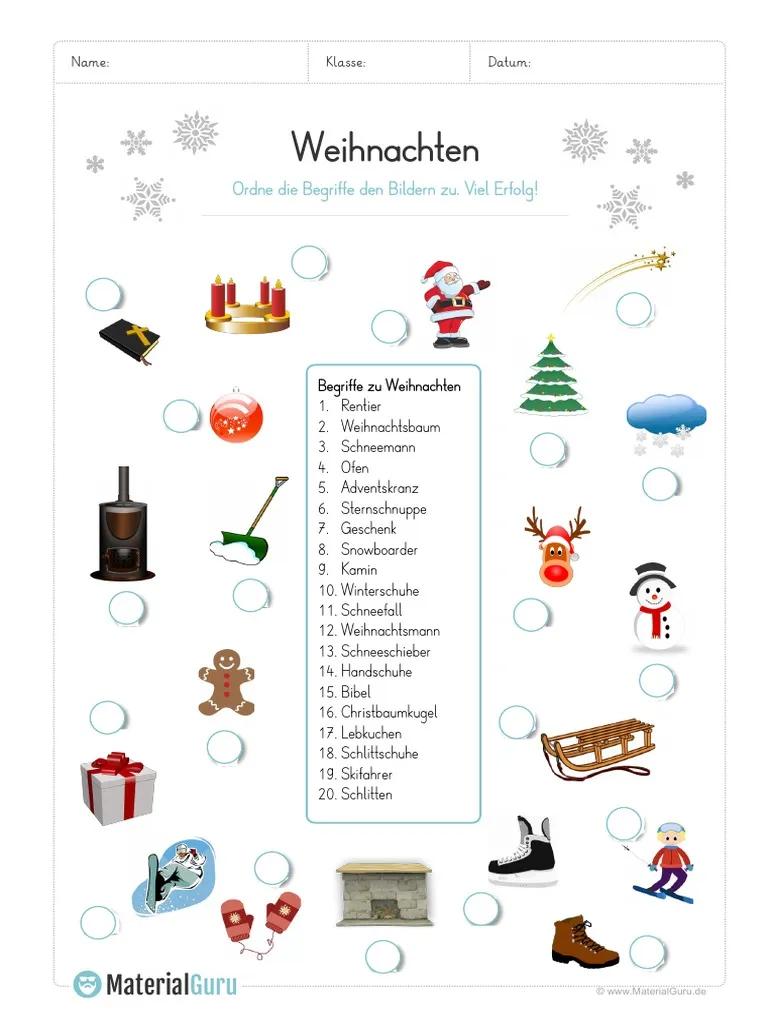 weihn.   Vorschule weihnachten, Weihnachten in deutschland ...