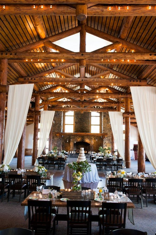 Keystone Mountain Rustic wedding venues, Lodge wedding
