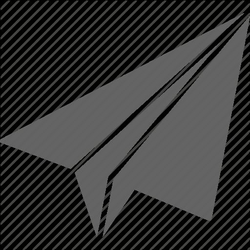 Paper Plane Paper Plane Paper Lettering