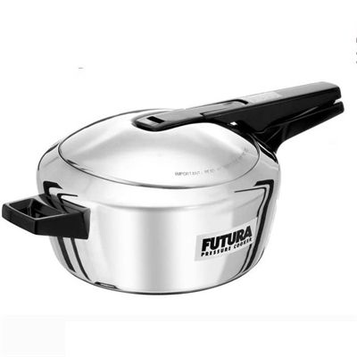 cool Hawkins Futura Pressure Cooker 4 Litre