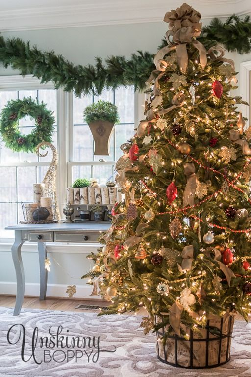Oh Christmas Tree How Lovely Are Thy Branches Unskinny Boppy Creative Christmas Trees Cool Christmas Trees Christmas Tree Stand