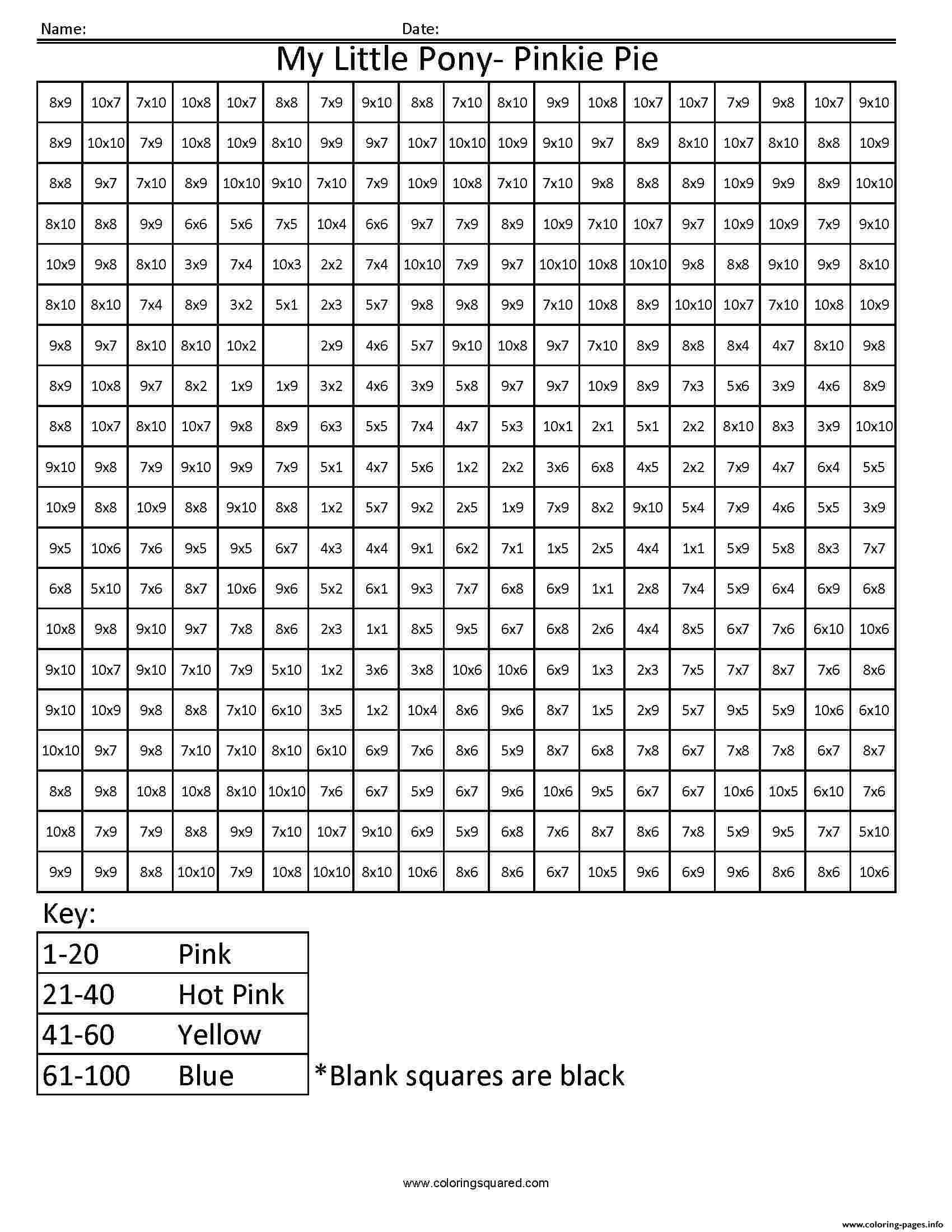 Minecraft Pixel Art Coloring Pages Fun Math Worksheets Math Coloring Worksheets Math Coloring